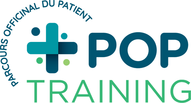 Logo de la formation POP Training